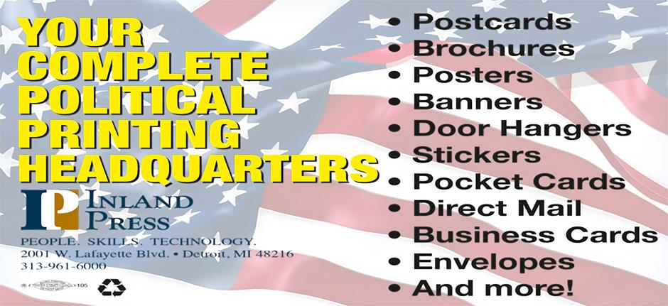 Complete Political Printing Services